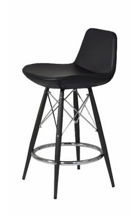 Soho Concept Bar Stools Pera Mw Leatherette Counter Stool Furniture