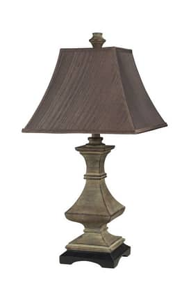 Dimond Lighting Biltmore R M Hunt D2036 Table Lamp In Grenadine Stone Finish Lighting