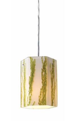 Elk Lighting Modern Organics Modern Organics 19041/1 Pendant in Polished Chrome Finish Lighting