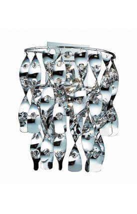 Elk Lighting Odyssey Odyssey 30005/4 Wall Sconce in Polished Chrome Finish Lighting