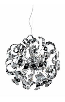Elk Lighting Odyssey Odyssey 30006/13 Pendant in Polished Chrome Finish Lighting