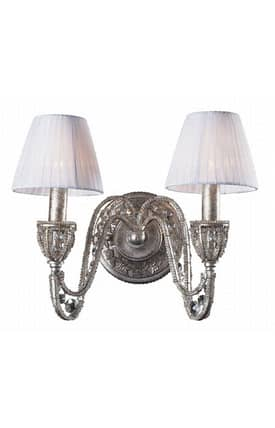 Elk Lighting Renaissance Renaissance 6230/2 Wall Sconce in Sunset Silver Finish Lighting