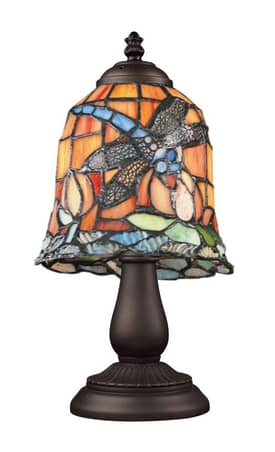Elk Lighting Mix-N-Match Mix-N-Match 080-TB-12 Table Lamp in Tiffany Bronze Finish Lighting