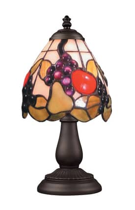 Elk Lighting Mix-N-Match Mix-N-Match 080-TB-19 Table Lamp in Tiffany Bronze Finish Lighting