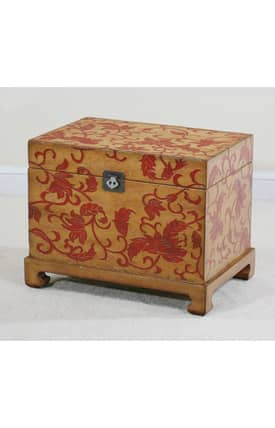 Ultimate Accents Chests Keeping Room Carved Trunk Furniture