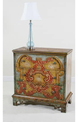 Ultimate Accents Chests Myriad Circus Chest Furniture