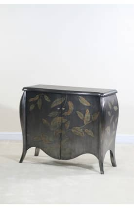 Ultimate Accents Tables Contempo Leaf Console Table Furniture