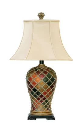 Sterling Industries Table Lamps Joseph 91-152 Table Lamp In Multi Lighting