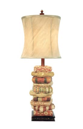 Sterling Industries Table Lamps Have A Seat 93-744 Table Lamp In Multi Lighting