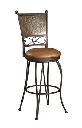 Powell Company Bar Stools Stamped Back Bar Stool Furniture