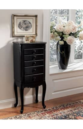 Powell Company Armoires Hills of Provence Jewelry Armoire Furniture