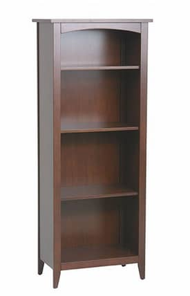 Office Star Tables Madison Casual Bookcase Furniture