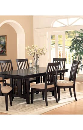 Coaster Company Chairs Monaco Dining Side Chair (Set Of 2) Furniture