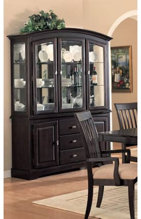 Coaster Company Cabinets Monaco Cabinet With Doors And Drawers Furniture