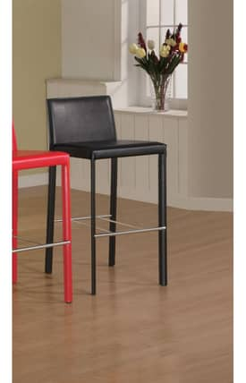 "Coaster Company Stools 29"" Contemporary Bar Height Bar Stool (Set Of 2) Furniture"