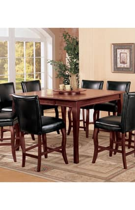 Coaster Company Tables Newhouse Counter Height Dining Table Furniture