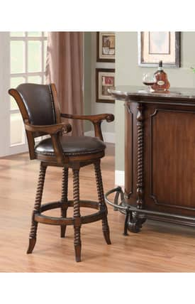 Coaster Company Stools Traditional Counter Height Bar Stool Furniture