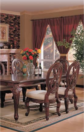 Coaster Company Chairs Nottingham Dining Side Chair (Set Of 2) Furniture