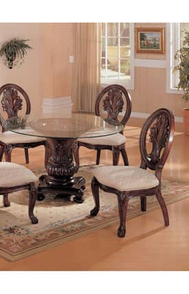 Coaster Company Chairs Tabitha Dining Side Chair (Set Of 2) Furniture