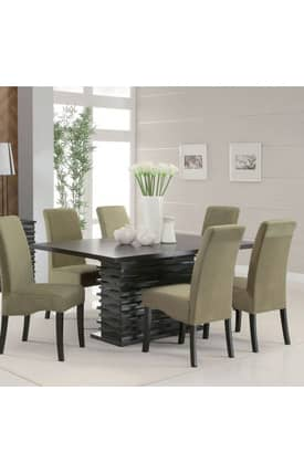 Coaster Company Tables Stanton Contemporary Dining Table Furniture