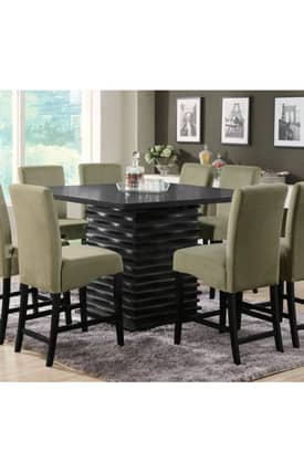 Coaster Company Tables Stanton Counter Height Dining Table Furniture