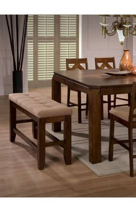 Coaster Company Benches Antonie Counter Height Dining Bench Furniture
