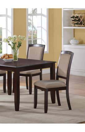 Coaster Company Chairs Memphis Contemporary Dining Chair (Set Of 2) Furniture