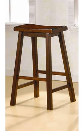 Coaster Company Bar Stools Wooden Bar Stool (Set of 2) Furniture