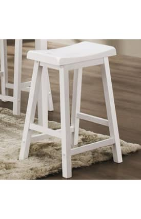 Coaster Company Stools Contemporary Wooden Bar Stool (Set Of 2) Furniture
