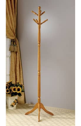 Coaster Company Racks Traditional Classic Coat Rack Furniture