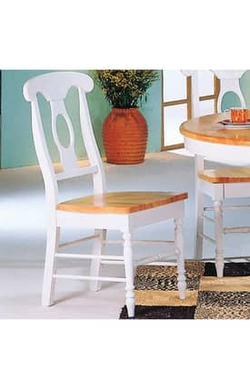Coaster Company Dining Chairs Damen Napoleon Dining Side Chair (Set Of 2) Furniture