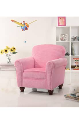 Coaster Company Chairs Kids Upholstered Accent Chair Furniture