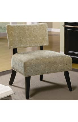 Coaster Company Chairs Upholstered Accent Side Chair Furniture