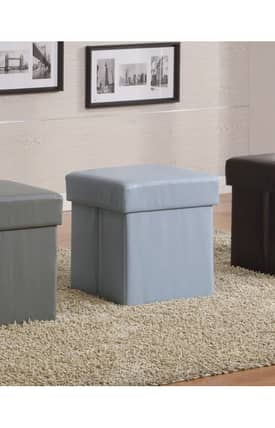 Coaster Company Ottomans Contemporary Storage Ottoman Furniture