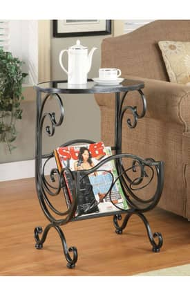 Coaster Company Tables Snack End Table Furniture