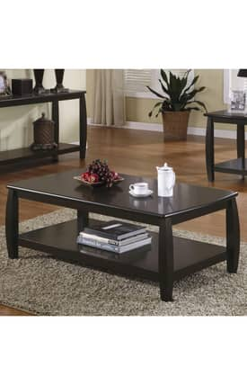 Coaster Company Tables Marina Coffee Table Furniture