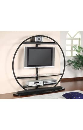 Coaster Company TV Stands Contemporary Global TV Stand With Bracket Furniture