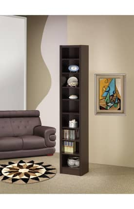 Coaster Company Bookcases Elegant Contemporary Bookcase Furniture
