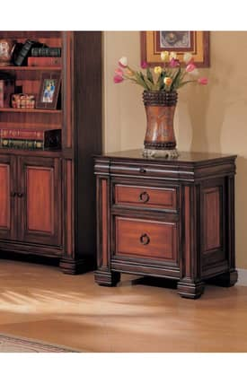 Coaster Company Cabinets Chomedey Traditional File Cabinet Furniture