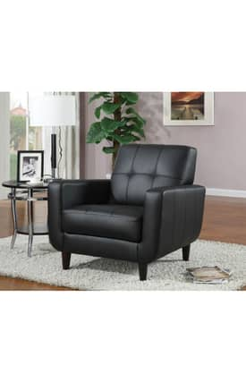 Coaster Company Chairs Contemporary Accent Chair Furniture