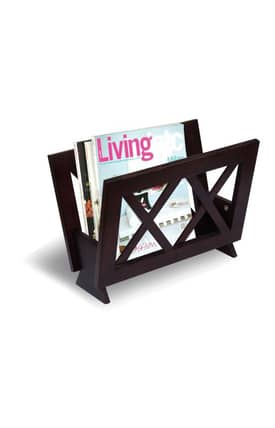Coaster Company Racks Contemporary Magazine Rack Furniture