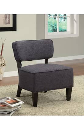 Coaster Company Chairs Contemporary Upholstered Accent Chair Furniture