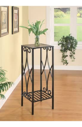 Coaster Company Tables Plant Stand Accent Table Furniture