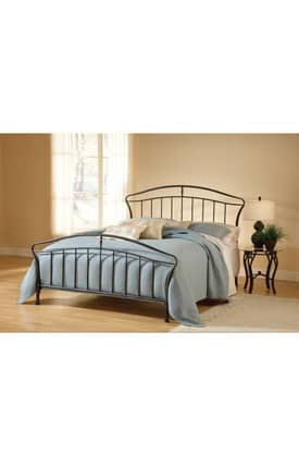 Hillsdale Furniture Beds Denmark Full Queen Headboard with Rails Furniture