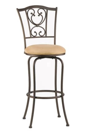 Hillsdale Furniture Bar Stools Concord Swivel Counter Stool Furniture
