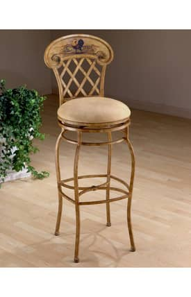 Hillsdale Furniture Bar Stools Rooster Swivel Counter Stool Furniture