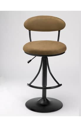 Hillsdale Furniture Bar Stools Venus Swivel Bar Stool Furniture