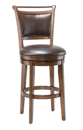 Hillsdale Furniture Bar Stools Calais Swivel Bar Stool Furniture