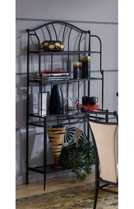 Hillsdale Furniture Racks Mix N Match Baker's Rack Furniture