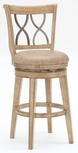 Hillsdale Furniture Stools Reydon Swivel Counter Height Stool Furniture